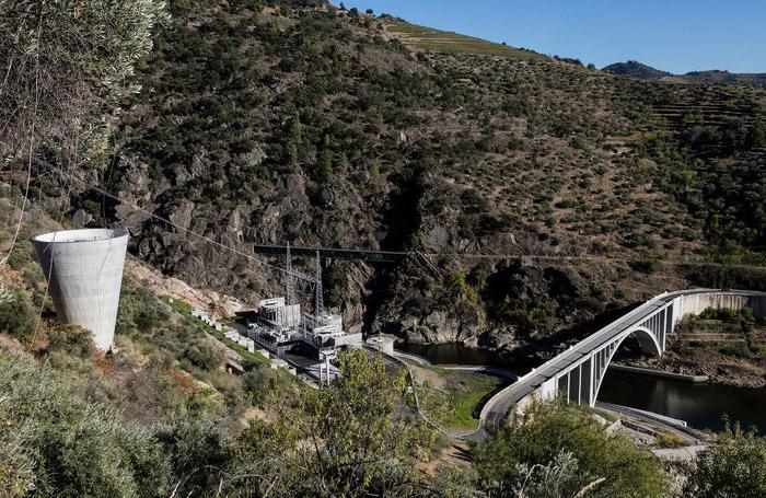 TUA Dam © Juan Rodriguez