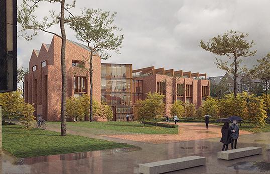 New student hub Leeds