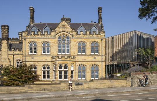 Barton Science Centre, Tonbridge School © Nick Caville