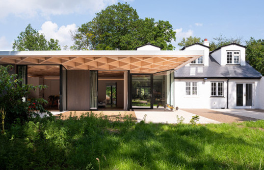 House for Theo and Oskar © Andy Matthews