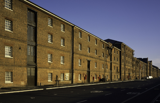 The Fitted Rigging House © H'lŠne Binet