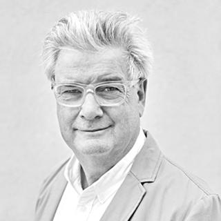 Ben Derbyshire Stirling Prize judge