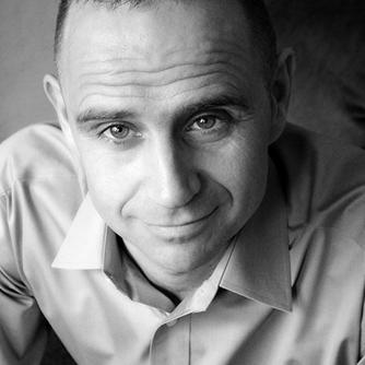Evan Davis Stirling Prize judge