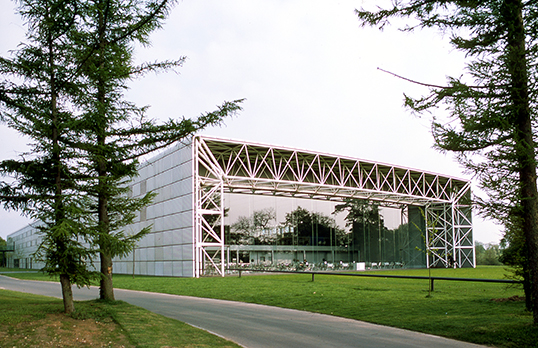Sainsbury Centre for the Visual Arts, University of East Anglia, Norwich
