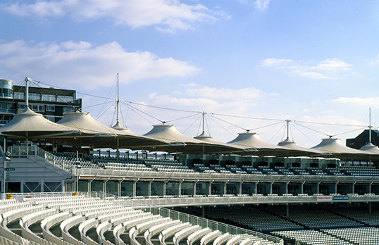 Mound Stand, Lord's Cricket Ground, London