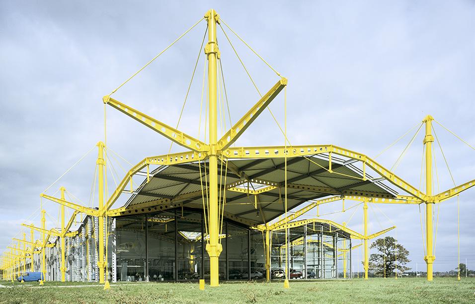 Renault parts distribution centre, Swindon, Wiltshire