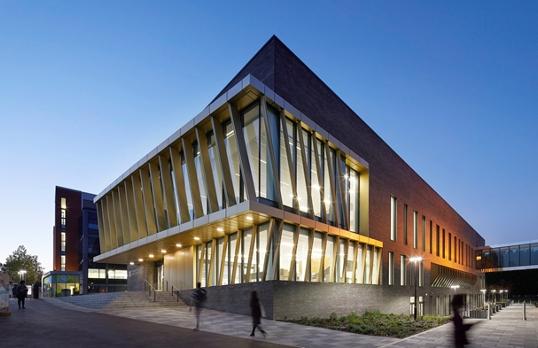 Collaborative Teaching Laboratory, University of Birmingham