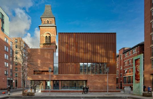 Oglseby Centre by Hallé exterior