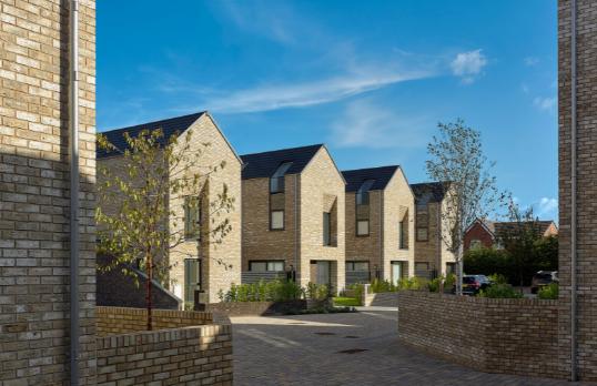 The Gables housing exterior