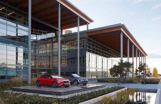 Jaguar Land Rpver Advanced Product Creation Centre