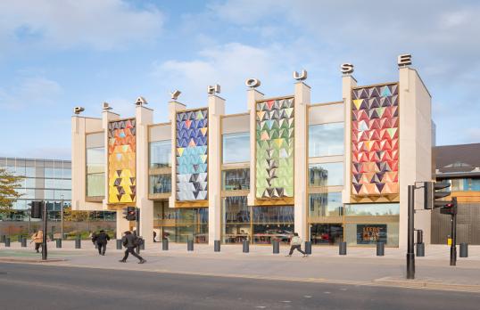 Leeds Playhouse exterior
