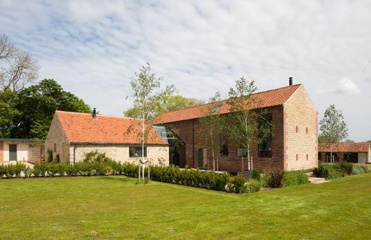 Manor Ridge Barns exterior