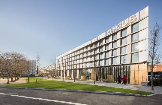 Nexus, University of Leeds exterior