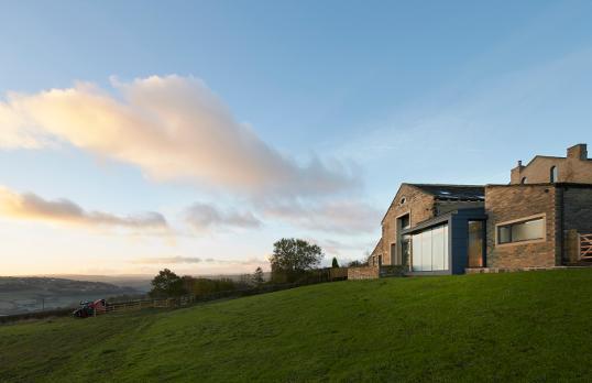 Thorney Barn exterior