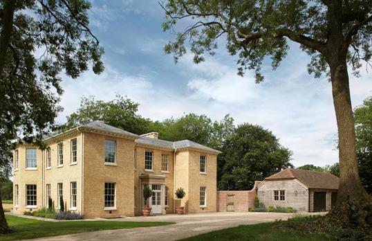 Bighton Grange by Paul Highnam