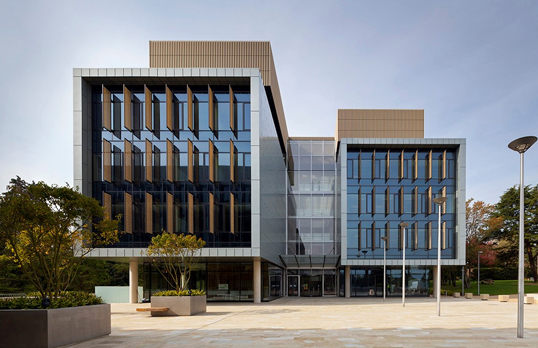 Boldrewood Campus - University of Southampton by Diane Auckland