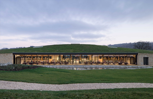 Gloucester Services by Paul Miller