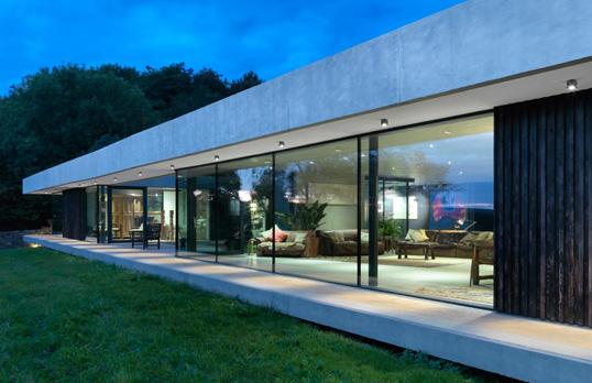INSIDEOUTSIDEHOUSE by Charles Hosea