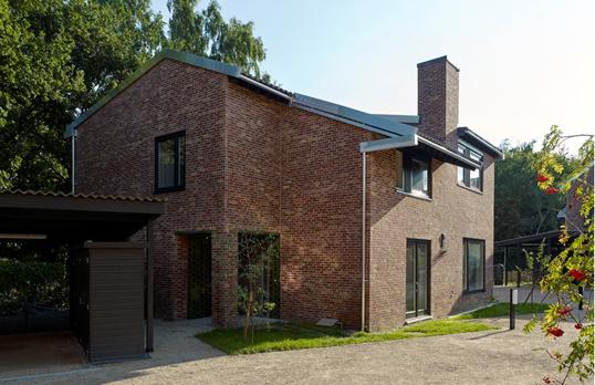Suburban Housing Aldershot by Kristin Daem