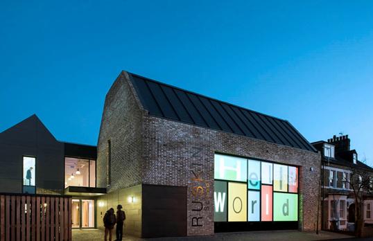 The Ruskin School of Art by Will Scott