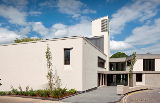 Wolfson Academic Wing by Andy Spain