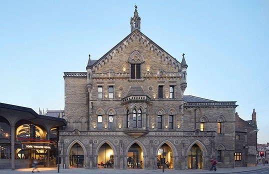 Yorkshire Theatre Royal by Hufton and Crow
