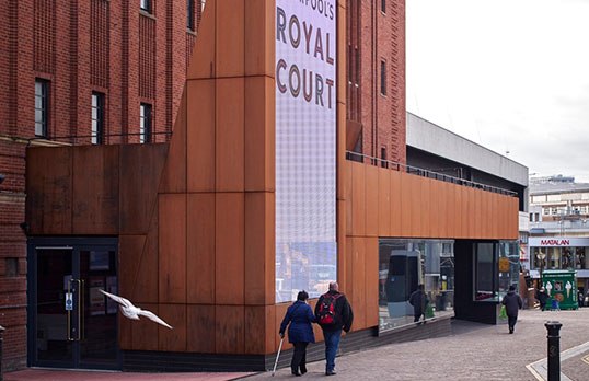 Liverpool's Royal Court