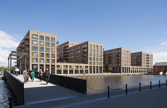 Royal Albert Wharf Phase 1