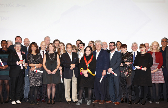 RIBA International and Honorary Fellows