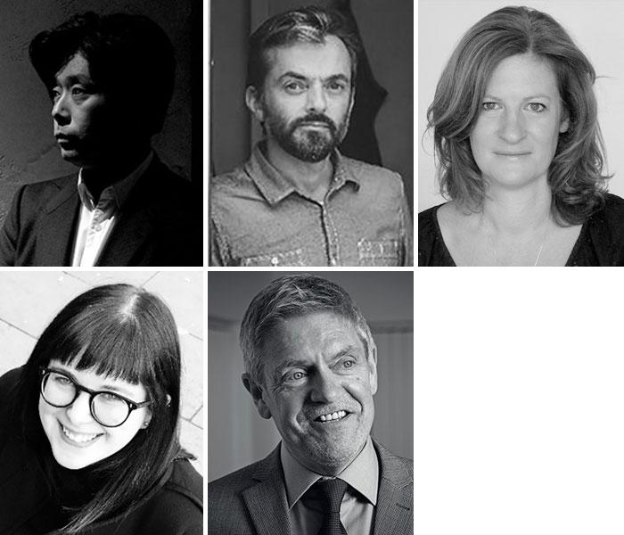 RIBA House of the Year jury 2018