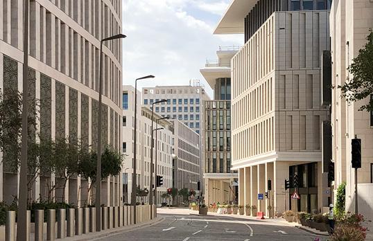 Msheireb Downtown Doha Masterplan