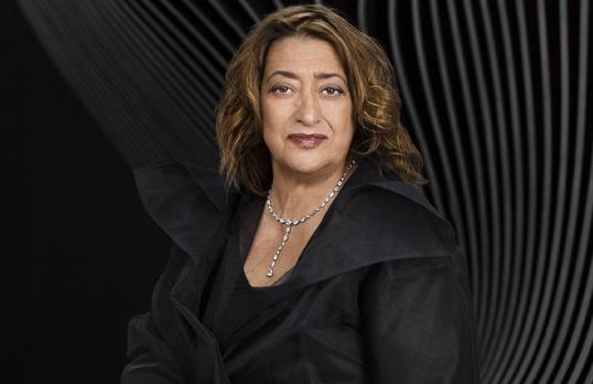 Dame Zaha Hadid by Mary McCartney