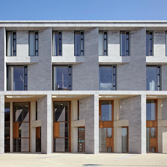 West facade of Medical School, Limerick University