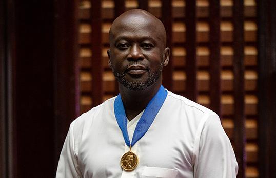 Sir David Adjaye OBE receives 2021 Royal Gold Medal for Architecture