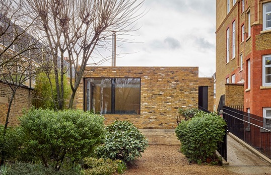 Hidden House by Timothy Soar