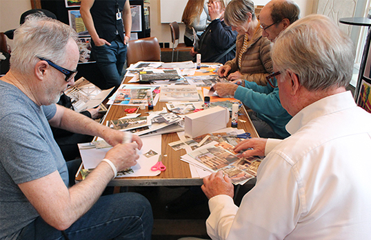 Silver Sundays Communities Learning