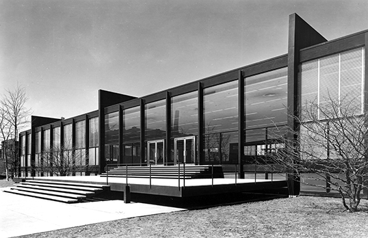 Illinois Institute of Technology, Chicago, Architectural Press Archive / RIBA Collections
