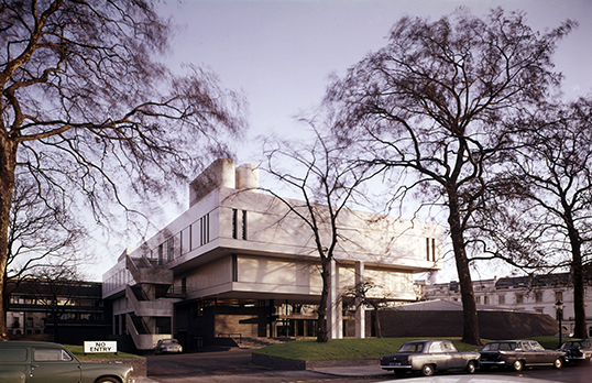 Royal College of Physicians, London. Lasdun Archive/RIBA Collections