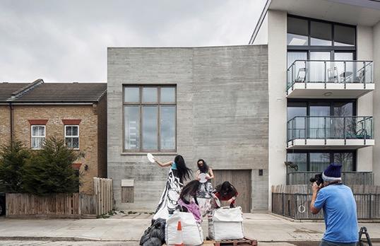 Photography Studio by Johan Dehlin