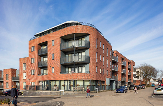Lenton and Radford city regeneration projects in central Nottingham, designed by JTP