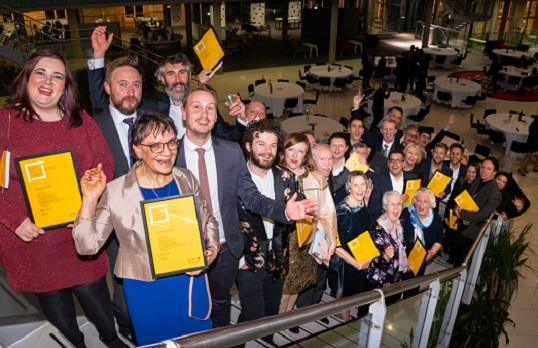 Winners of the 2019 East Midlands Awards
