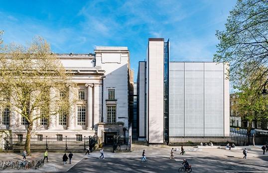 The British Museum by Joas Souza