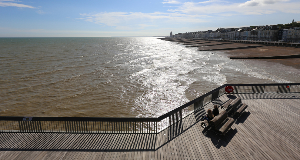 Hastings Pier wins the 2017 RIBA Stirling Prize