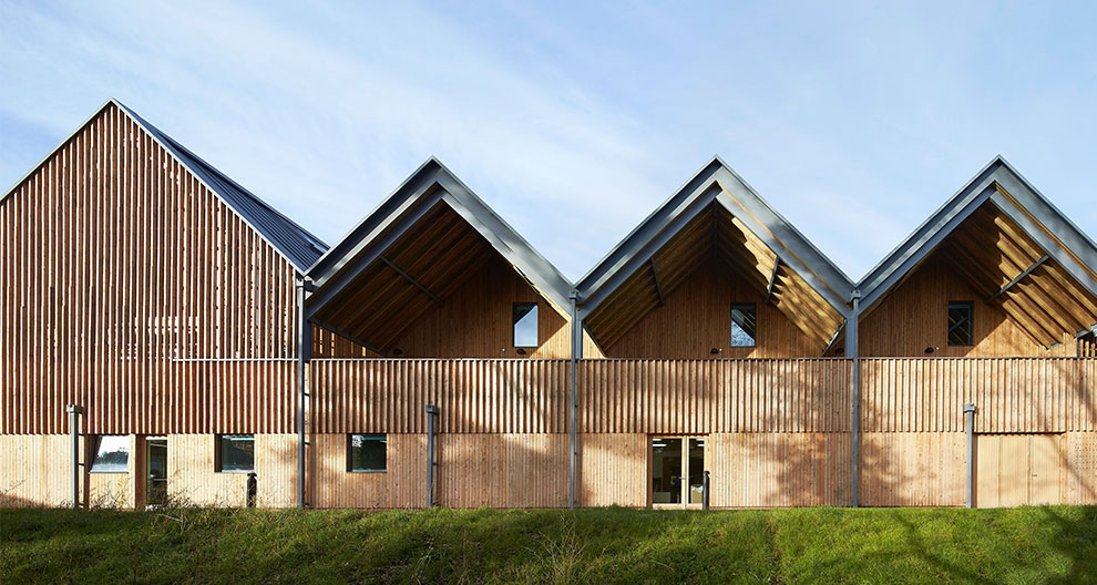 RIBA Client of the Year winner 2017 bedales school