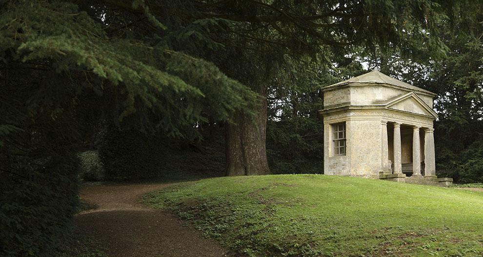 Townsend's Building, Rousham Park, Oxfordshire